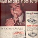 June 25, 1945    Philip Morris Pipe Tobaccos  ad  (#3773)