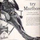 1960 Marlboro cigarette   ad (# 5189)