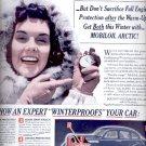 Dec. 1939 Mobiloil Arctic  and Mobilgas    ad (#5984)