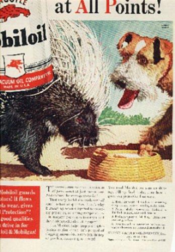 1940 Mobiloil   ad (  # 138)