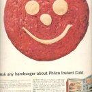 1965     Philco Instant Cold  Refrigerator    ad (#5921)