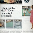 1966  General Elecctric ovens and ranges   ad (#5819)