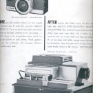 Dec. 1960   Argus Argus Autronic 35 and Argus Electromatic projector  ad (#5782)