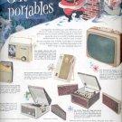 Dec. 1960   Sylvania Home Electronics Corp.  ad (#5781)