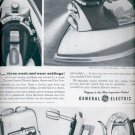 Nov. 1960  General Electric portable appliances   ad (#5760)