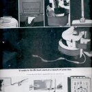 1963  General Electric Cord-reel cleaner    ad (#5699)