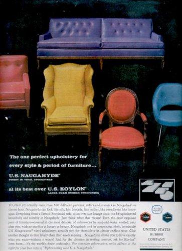 1963 United States Rubber Company     ad (#5697)