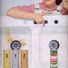 1964 Comet Cleanser with Josephine   ad (#5626)