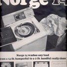 1964  Norge washing machine   ad (#5656)