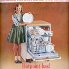 1963   Hotpoint dishwasher   ad (#5522)