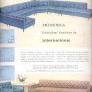 1960 International Furniture   ad (#5465)
