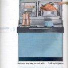 1963  Frigidaire electric range  ad (#5375)