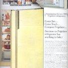 Nov. 1964 Frigidaire Refrigerator for 1965  ad (# 5322)