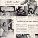 1937  Simmons Beautyrest ad ( # 2703)