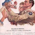 1943 North American Aviation ad (# 3145)