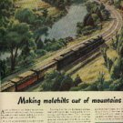 1945 American Locomotive  ad (# 847)