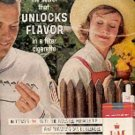 1960 L & M Filters  cig. ad (#  3207)
