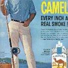 1963  Camel      cig.  w/ Gary Gould ad ( # 3032)