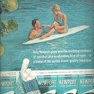 1961 Newport    cig ad ( # 3290)