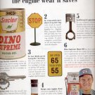 June 16, 1964 Sinclair Dino Motor Oil   ad (# 5331)