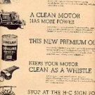 1946 Sinclair Opaline Motor Oil ad (# 3222)