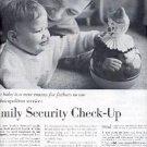 1962 Metropolitan Life Insurance ad ( # 2121)