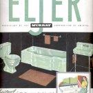 1954  Eljer Plumbing Fixtures ad (# 5167)