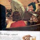 1949 Beer Belongs....ad (# 1635)