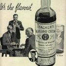 1937  Teacher's Highland Cream Scotch Whisky ad (1210)