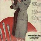 1948 Holmes & Edwards Silverplate ad (#747)