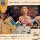 1954 Philip Morris ad (# 1828)