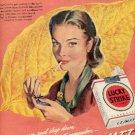 1948 Lucky Strike   cig. ad (   # 2144)