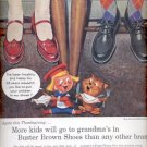 1957   Buster Brown Shoes  ad (# 4465)
