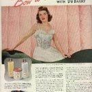 1940  Du Barry Beauty Kits ad (  # 937)
