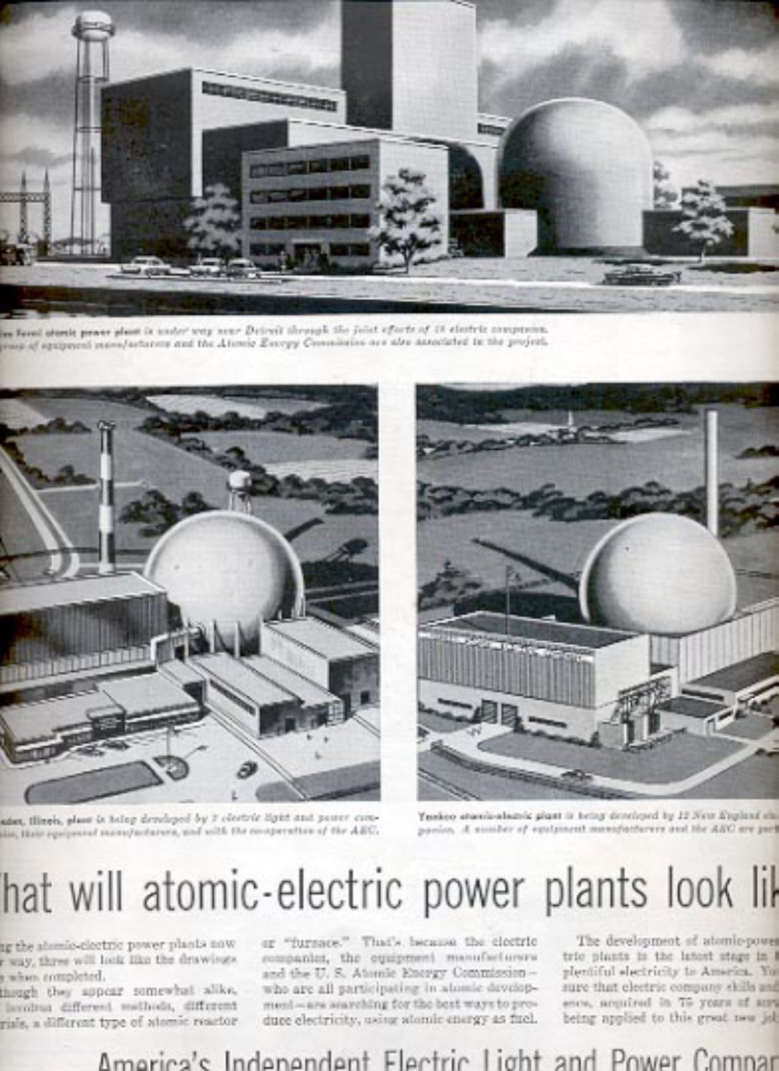 1957  American's Independent Electric Light and Power Companies   ad (# 4953)