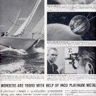 1961 Inco Plantinum Metals ad (# 2136)