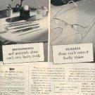 1944 American Optical ad (# 2621)