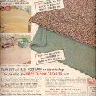 1964    Olson Rug Co.  ad (# 4892)