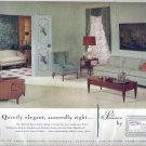 1957  Salerno by Shaw Manufacturing co.   ad (# 4816)