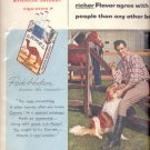 1954 Camel     ad with Rock Hudson (#102)