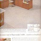 1962    Congoleum- Nairn Vinyl Floor   ad (#4124)