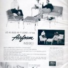 1957    Airfoam made only by Goodyear  ad (# 4808)
