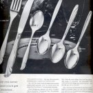 1957     International Stainless- The International Silver Company  ad (# 4705)