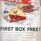 1957  Kaiser Foil  Household Aluminum ad (# 4754)