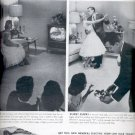 1957 General Electric  High-low Bulb ad (# 4719)