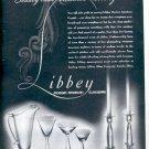 1941 Libbey  Glassware  ad (# 4472)