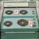 1964  Westinghouse Stove  ad (# 4584)
