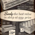 1957  Sealy- the best value in sleep ad (# 4664)