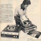 1972 Fisher Fidelity Standard ad ( # 1553)