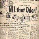 1947  NIL that Odor  ad (#4261)